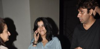 Ekta Kapoor attends special screening of Hawaa Hawaai