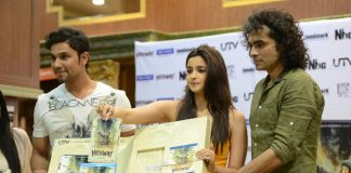 Randeep Hooda, Alia Bhatt, Imtiaz Ali launch Highway DVD