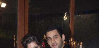 Kanan Malhotra and Akanksha grand wedding reception  – Photos