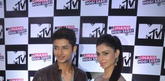 Siddharth Gupta, Simran Kaur Mundi and Ekta Kapoor  launch MTV Jhand Hogi sabki
