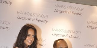 Lisa Haydon launches Marks and Spencer Lingerie and Beauty store