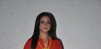 Divya Dutta attends Manjunath press conference
