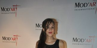 Simran Kaur Mundi, Hazel Keech attend Mod'Art fashion event