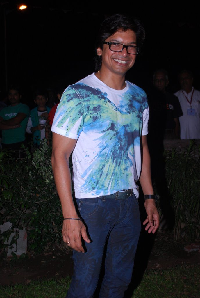 Shaan at Brahmakumari event