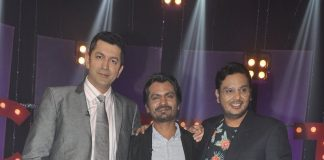 Nawazuddin Siddiqui appears on Ticket To Bollywood TV show