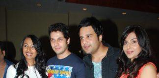 Arbaaz Khan and Sohail Khan attend launch of Unforgettable