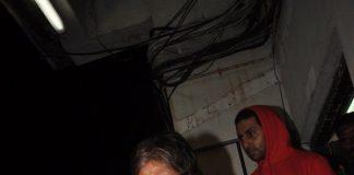 Amitabh Bachchan and Abhishek Bachchan watch X Men: Days of Future Past