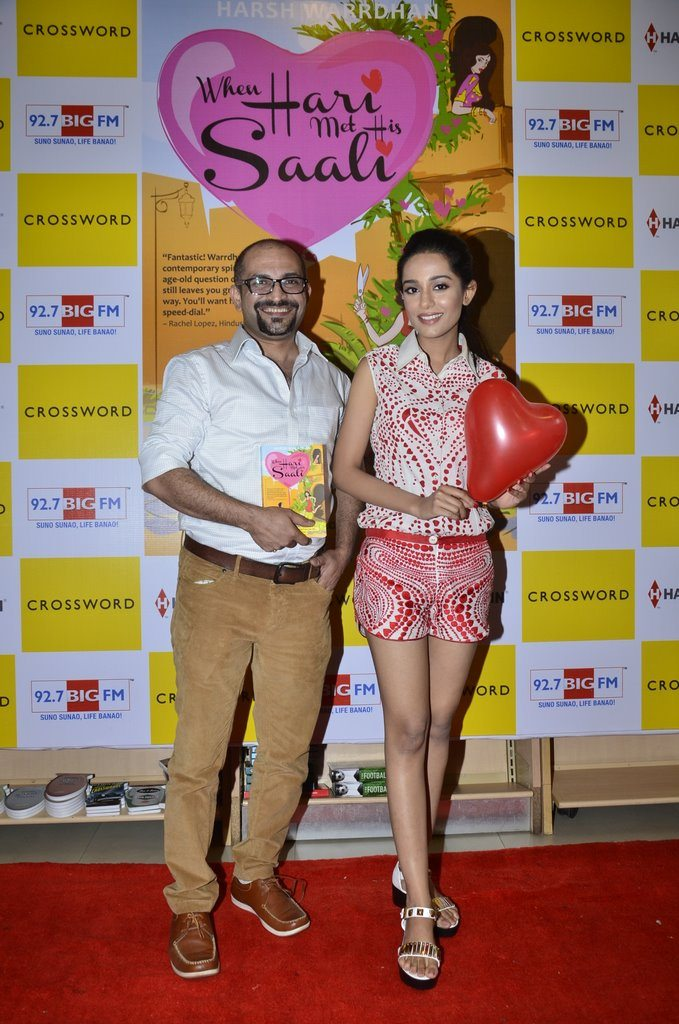 Amrita book launch (4)