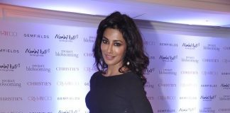 Chitrangada Singh attends Gemfield's Charity Auction
