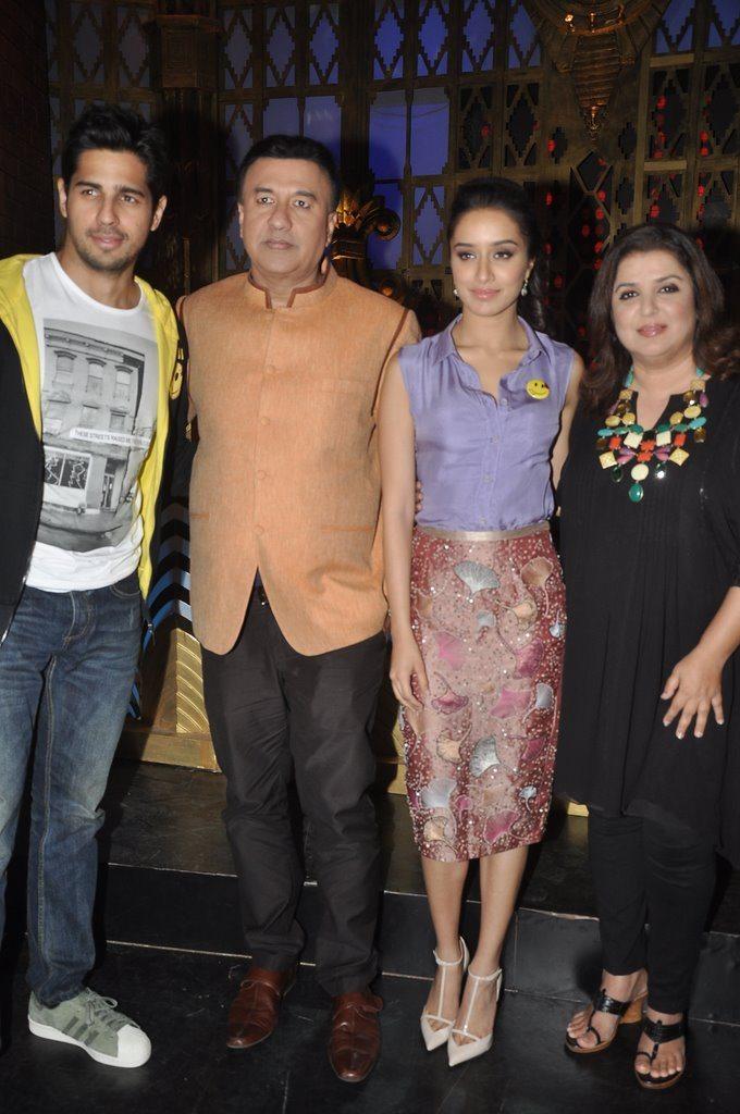 Shraddha Kapoor and Sidharth Malhotra