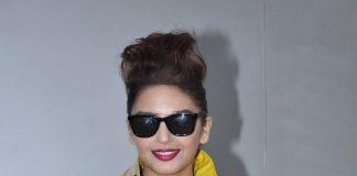 Huma Qureshi snapped at Femina photo shoot