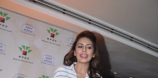 Huma Qureshi and Irfan Pathan attend food competition