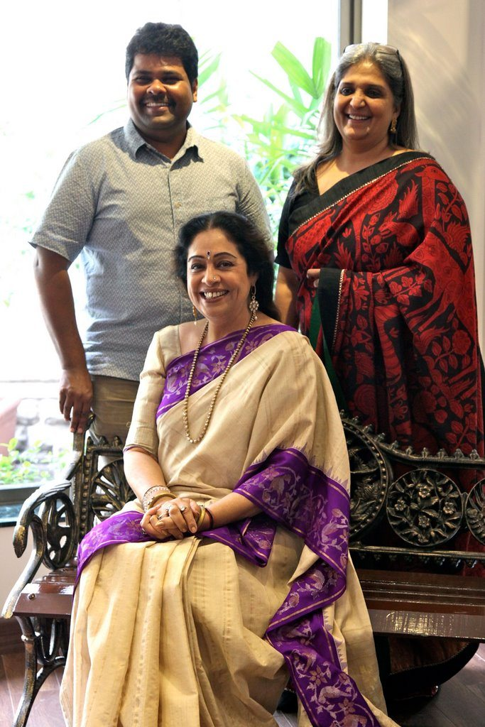 Kirron kher launch (2)