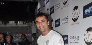 Ajaz Khan attends Local Passenger lounge launch