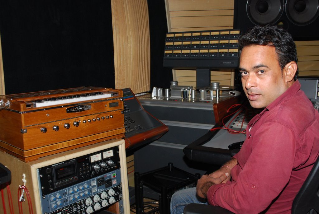 Music recording (2)