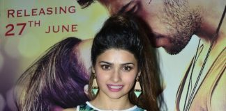 Prachi Desai at Ek Villain press meet