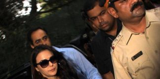 Preity Zinta records statement at Wankhede