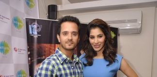 Raghav Sachar and Sophie Choudry launch new single