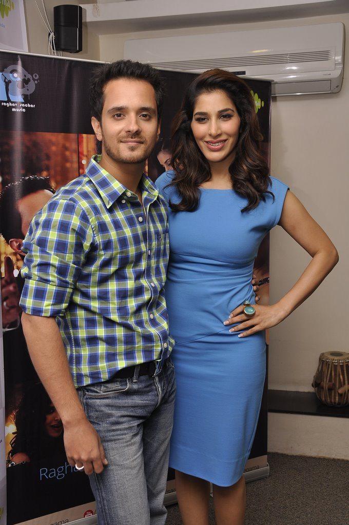 Raghav Sachar and Sophie Choudry