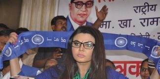 Rakhi Sawant joins hands with Ramdas Athawale