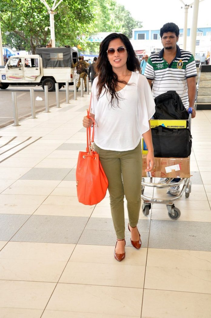 Richa chaddha snapped (1)