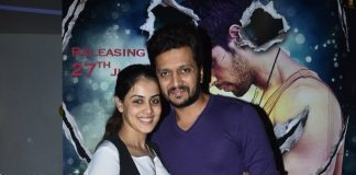 Riteish Deshmukh hosts Ek Villian special screening