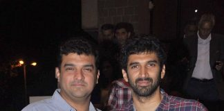 Aditya Roy Kapoor and Siddharth Roy Kapoor attend Selcouth