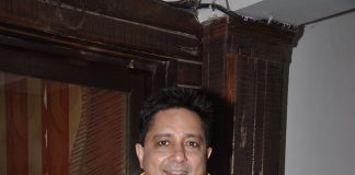 Sukhwinder Singh records with Harmeet Singh for new song