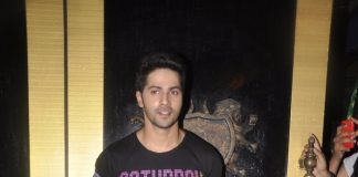 Varun Dhawan turns DJ at MTV Bollyland concert