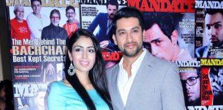 Aftab Shivdasani and Nin Dusanj get married secretly