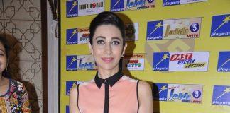 Karisma Kapoor felicitates winners of Playwin jackpot