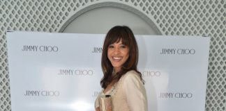 Manasi Scott attends Jimmy Choo Fall Winter Collection launch