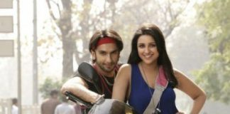 Ranveer Singh Parineeti Chopra and Ali Zafar shoot with 600 cakes for Kill Dil