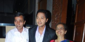 Shreyas Talpade at Poshter Boyz launch