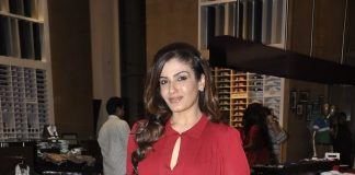 Raveena Tandon to Shoot Intimate Scenes for Upcoming Movie Shab