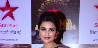 Parineeti Chopra at Star Pariwar Awards 2014