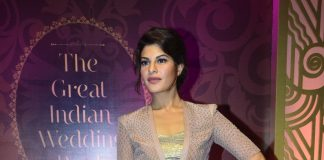 Jacqueline Fernandez launches The Great Indian Wedding Book