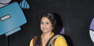 Vidya Balan promotes Bobby Jasoos on Captain Tiao