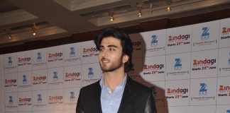 Imran Abbas attends the launch of new TV channel Zindagi