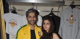 Humpty Sharma Ki Dulhaniya promotions on Sony Six FIFA event
