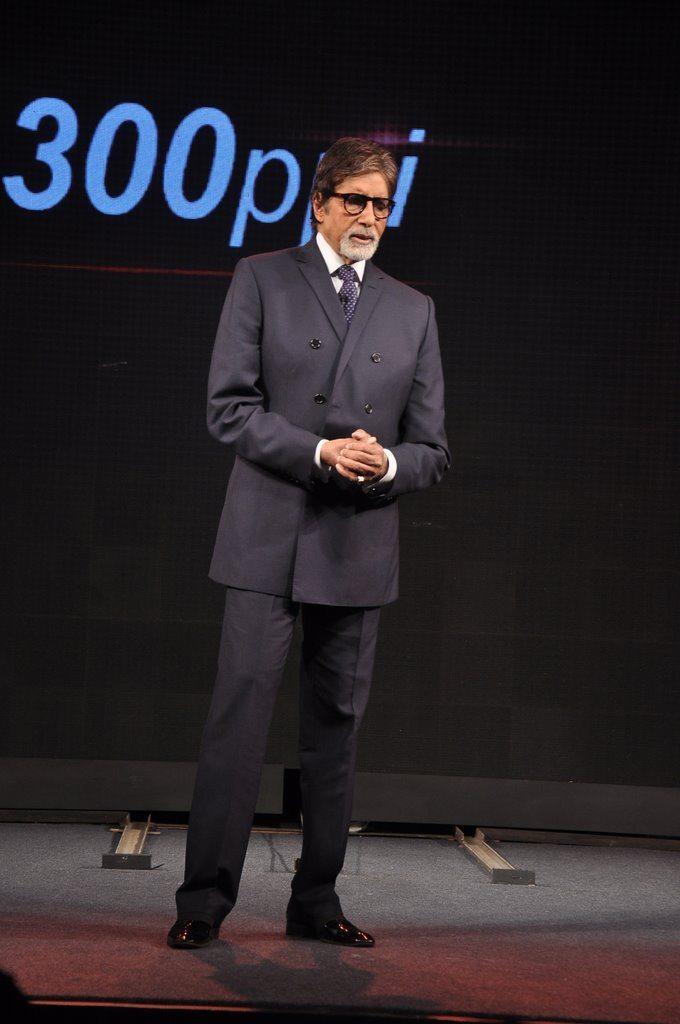 Amitabh Bachchan LG mobile (1)