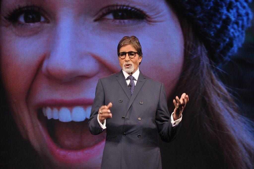 Amitabh Bachchan LG mobile (2)