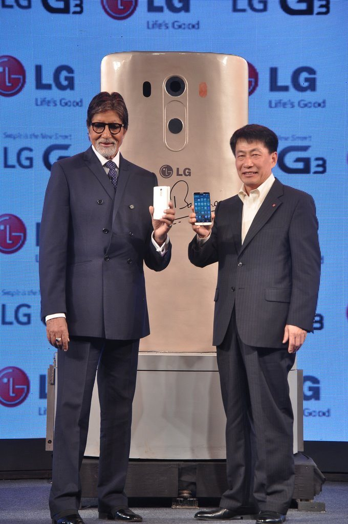 Amitabh Bachchan LG mobile (3)