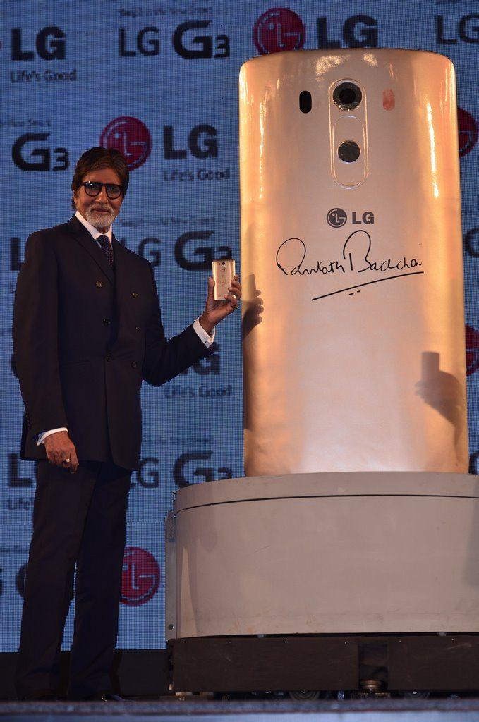 Amitabh Bachchan LG mobile (4)