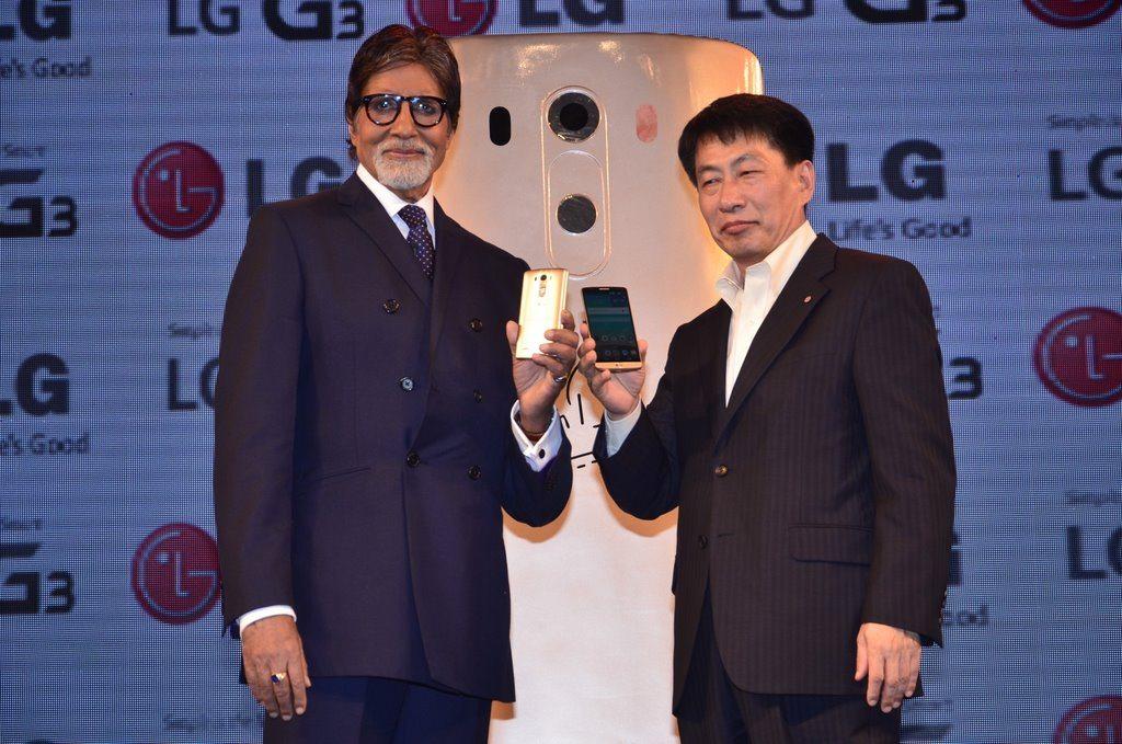 Amitabh Bachchan LG mobile (5)