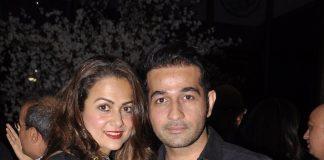 Malaika Arora Khan and Amrita Arora attend Aqbab nightclub launch event