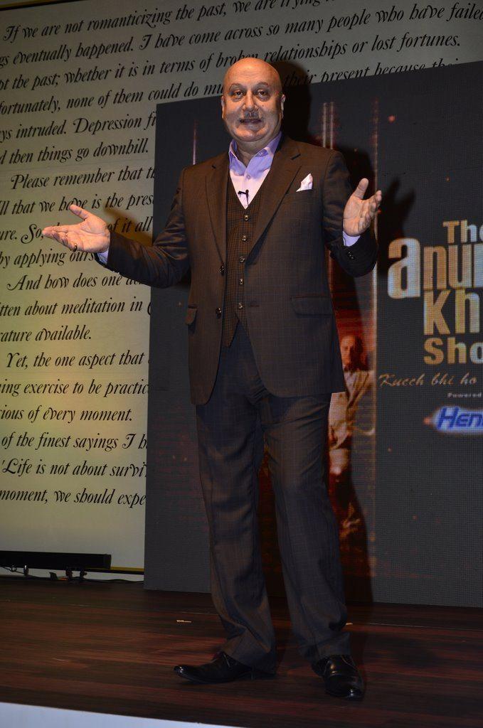 Anupam Kher show (2)