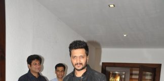 Riteish Deshmukh and Sidharth Malhotra at Ek Villian success bash