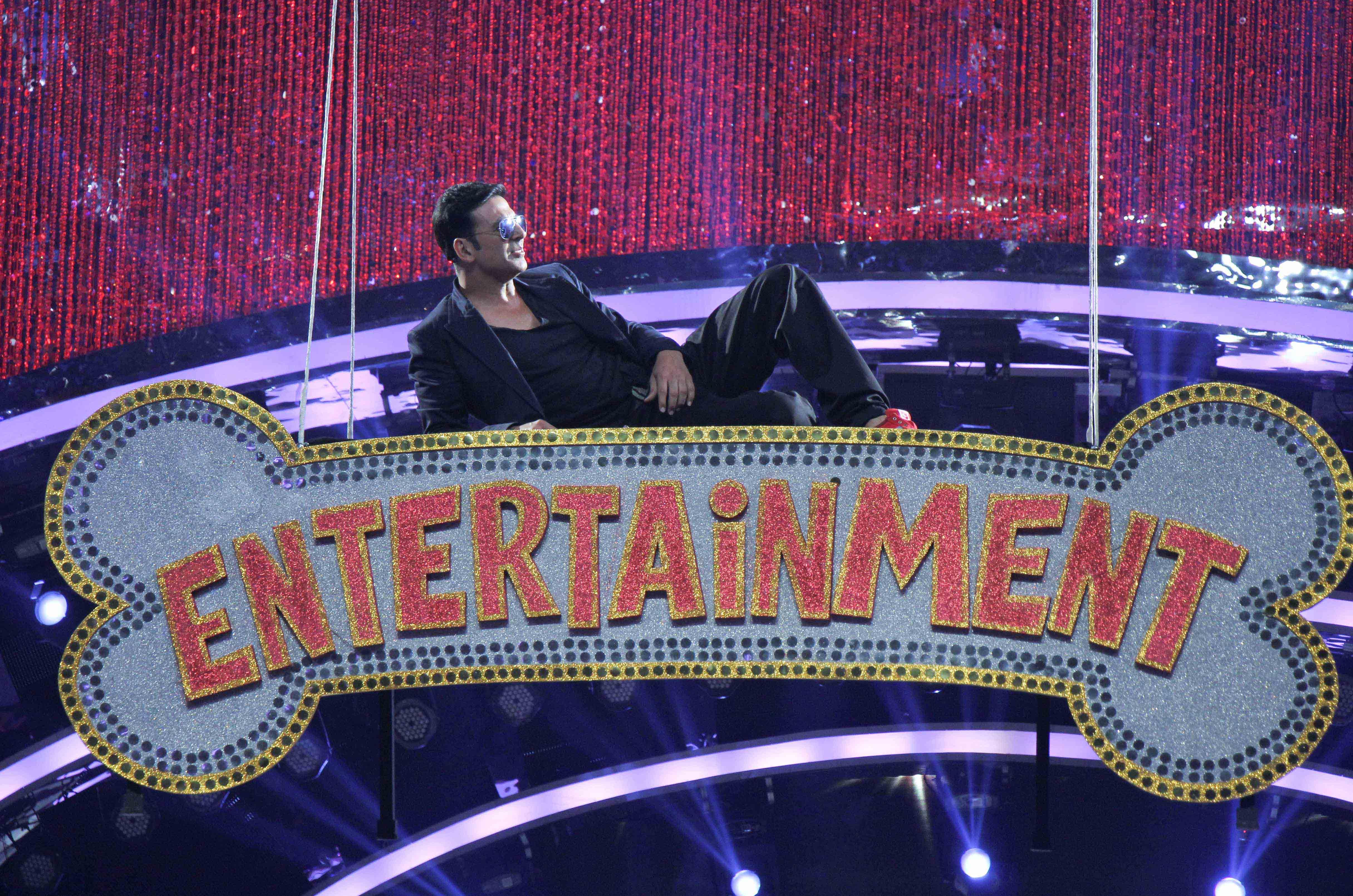 Entertainment on Jhalak (1)