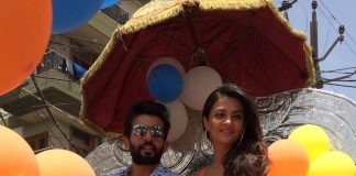 Jay Bhanushali and Surveen Chawla promote Hate Story 2 in Jaipur